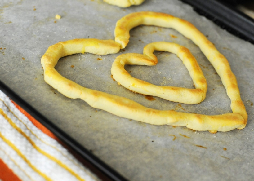 Mmmm Warm Buttery Bread Sticks Pretzels Whatever You Want To Call Them Regardless They Were Made With Love