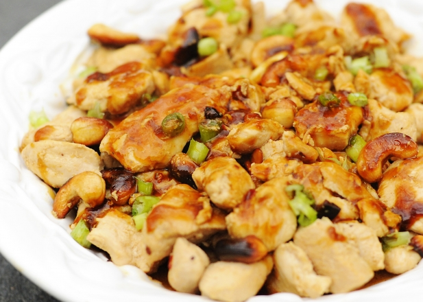 Stir it up Kung Pao Chicken